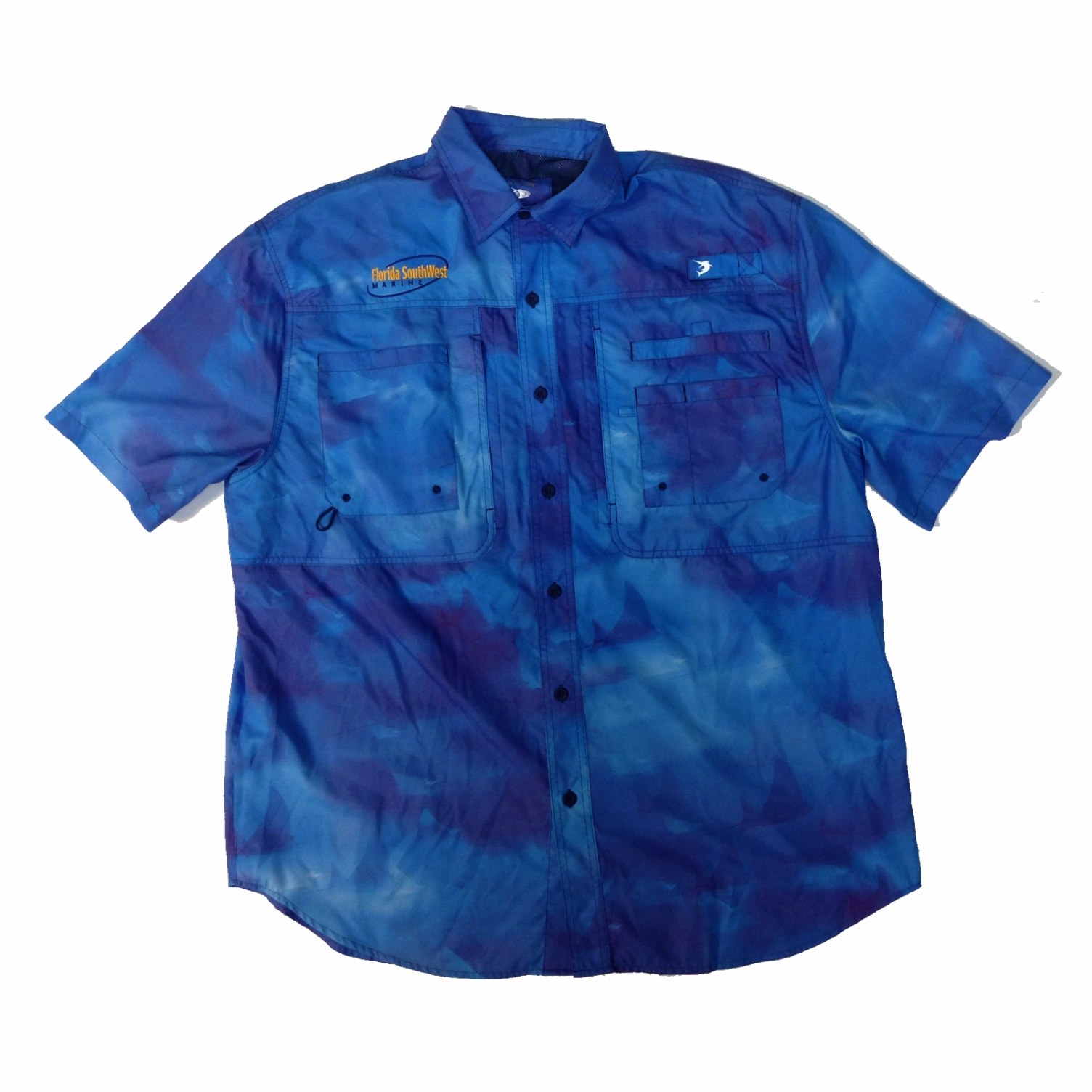 Emb Fishing Shirt