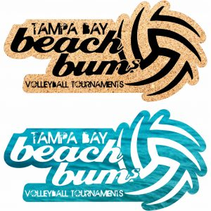 Beach Bums Decals