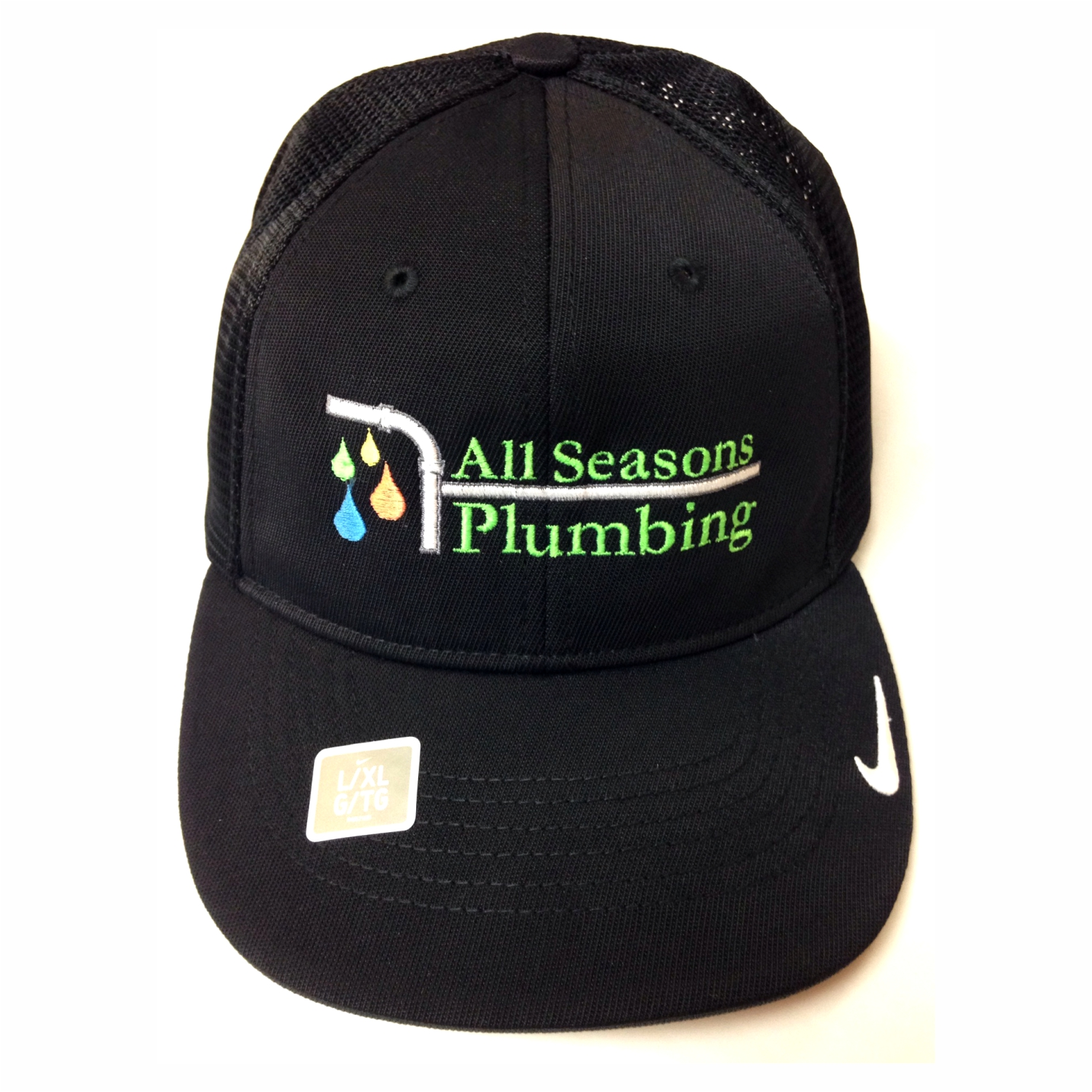 Emb Cap All Season Plumbing