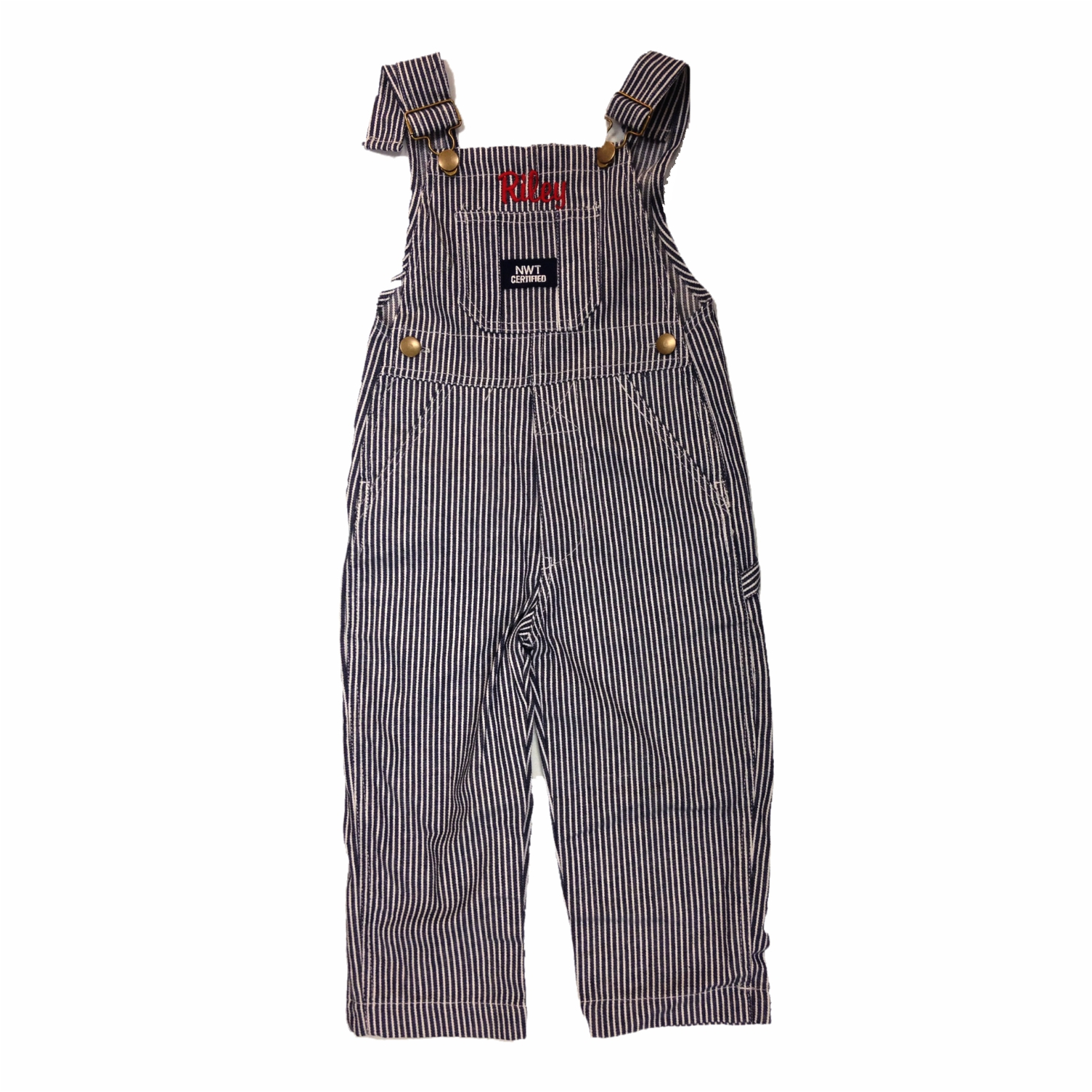 Emb Dungarees