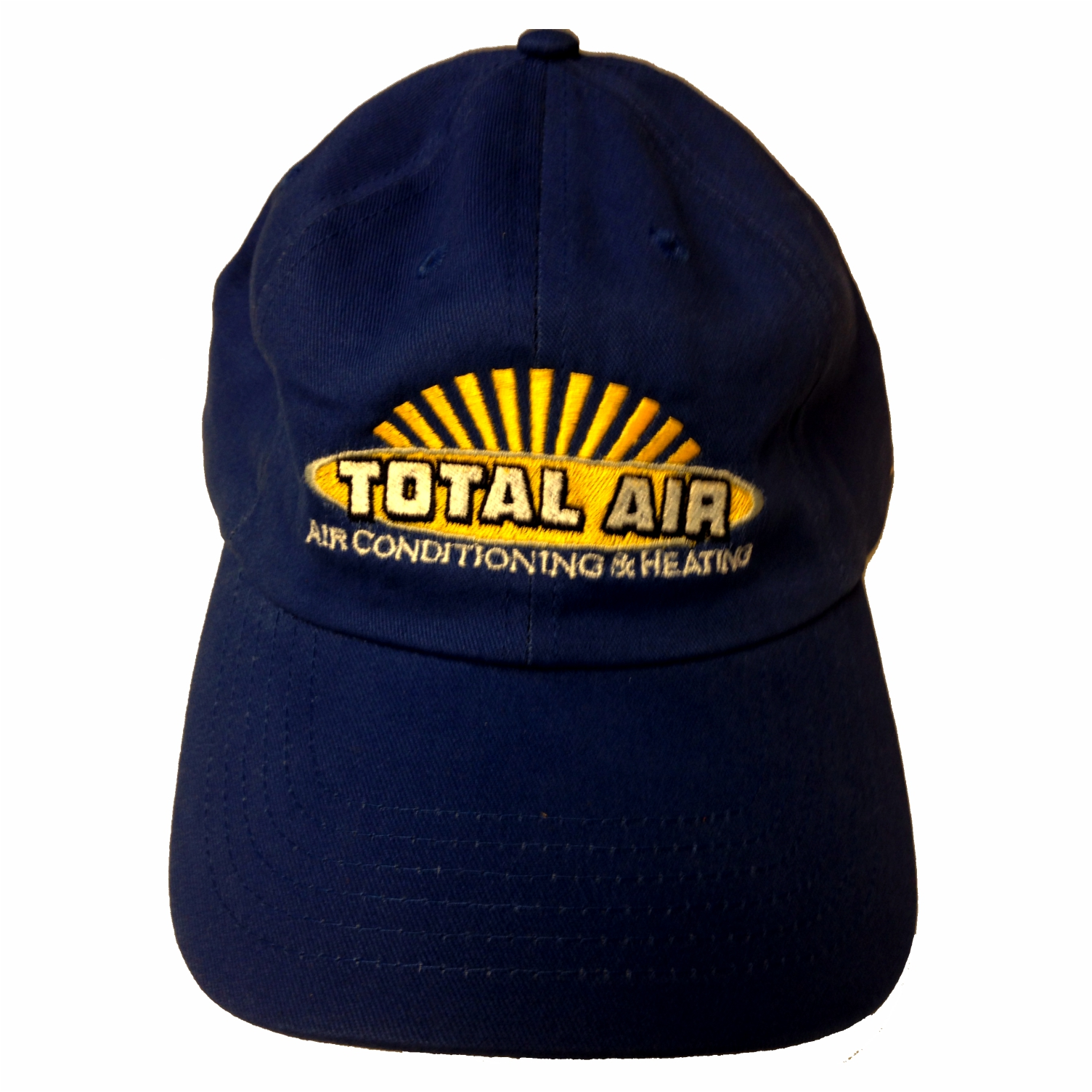 Emb Total Air Blue Cap