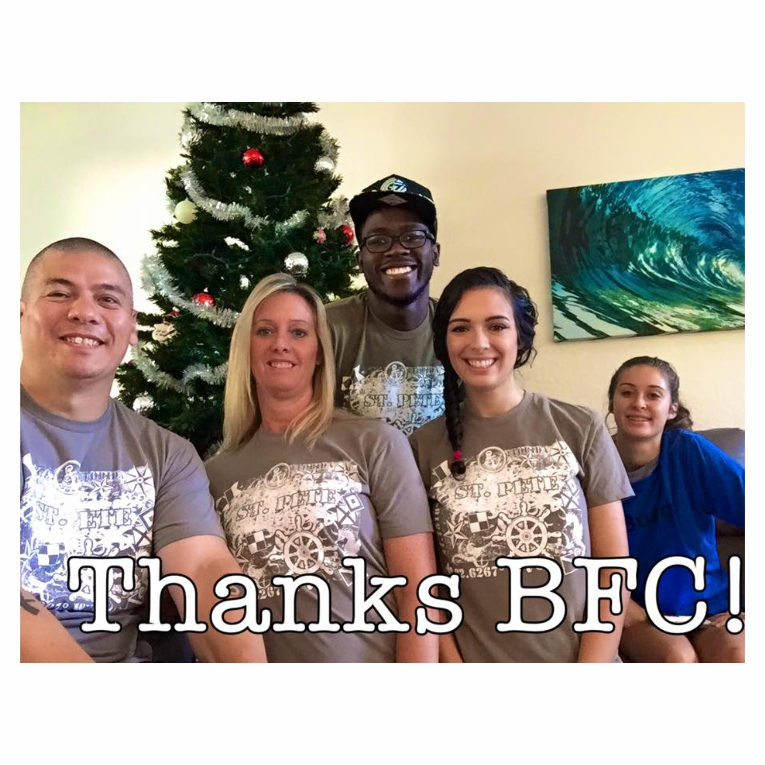 Happy Customers Thanks Bfc