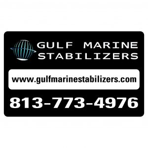 Magnets Gulf Marine Stabilizers 14×23 Magnets