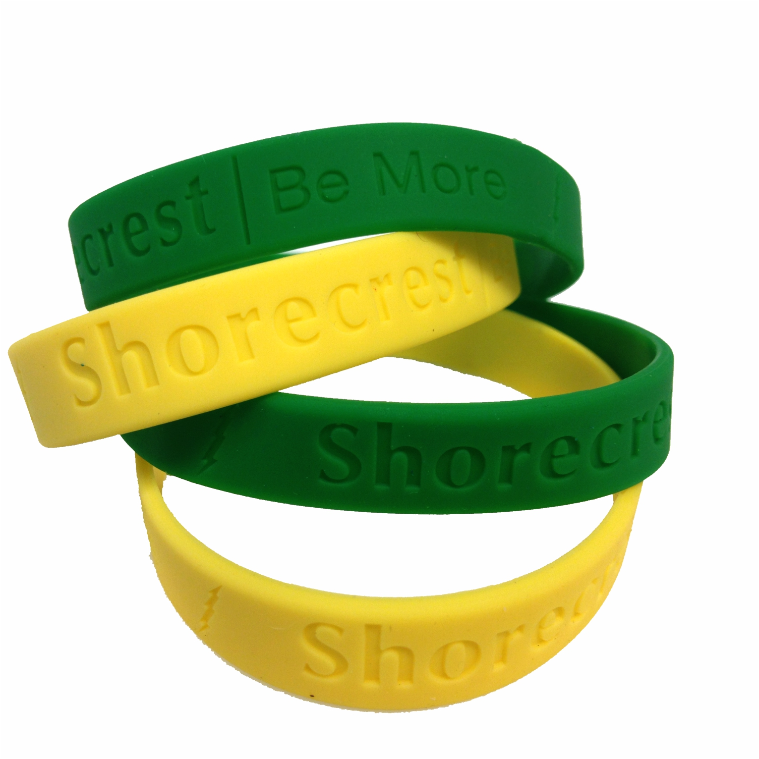 Promo Shorecrest Green Yellow Bracelets