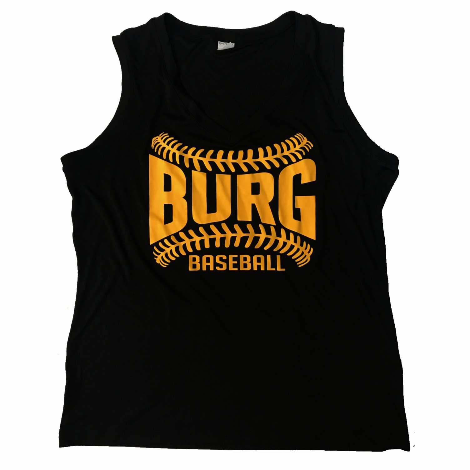 Sp Burg Baseball