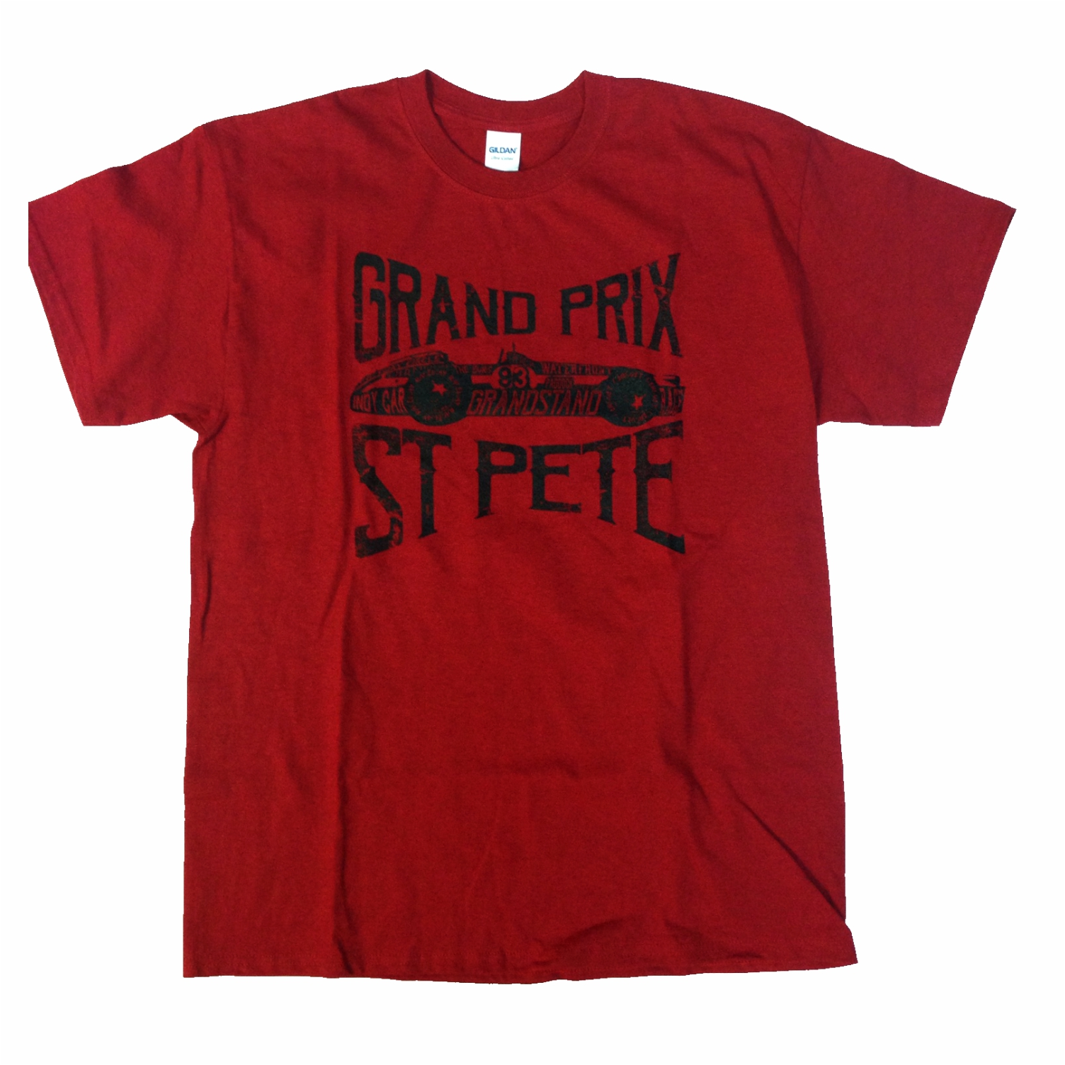 Tshirt Grand Prix Red